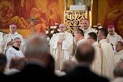 Biskupské svěcení 28. května v Ostravě.