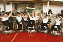 Ostravští vozíčkáři obsadili na letošním ročníku Ostrava Cupu první místo a stali se tak mistry národní ligy.