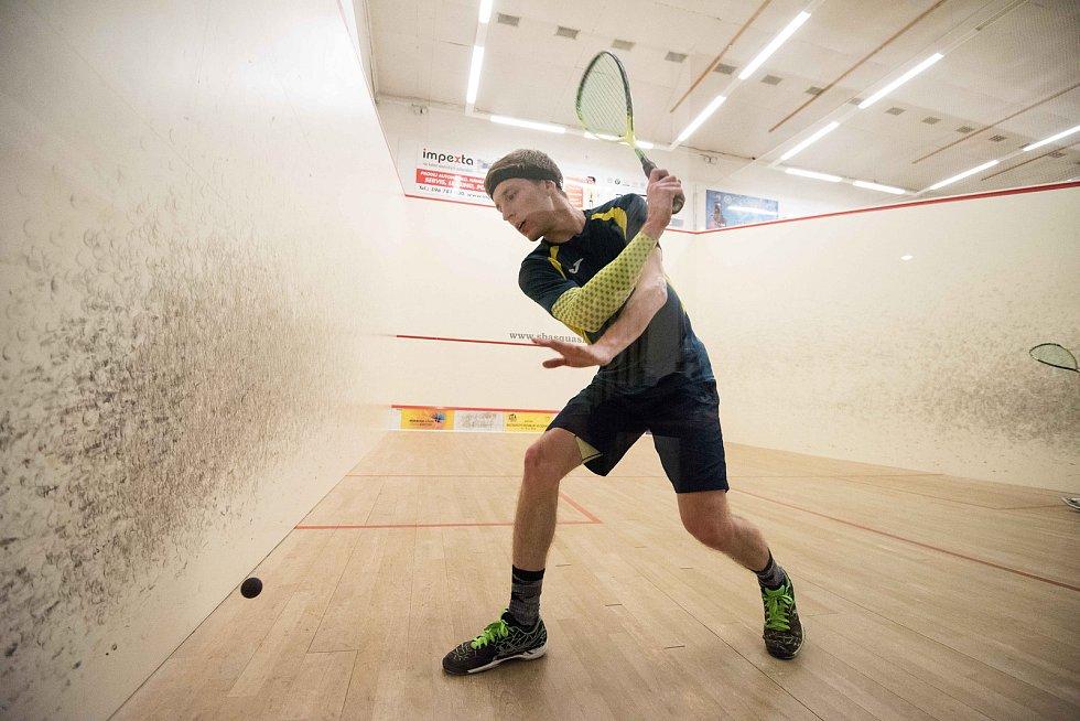 Squash. Ilustrační foto.
