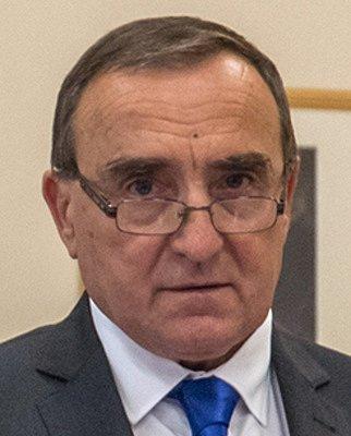 Stanislav Pyš, starosta obvodu Pustkovec