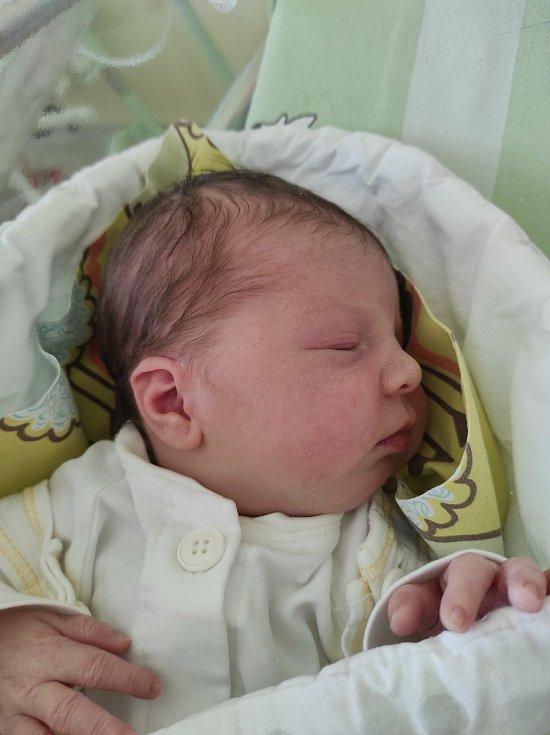 Iva Seltenreichová, Brušperk, narozena 9. května 2021, míra 49 cm, váha 3330 g Foto: Jana Březinová