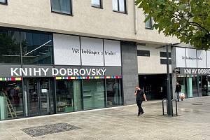 Knihy Dobrovský v Ostravě.