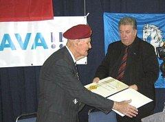 Válečný hrdina Robert Matula