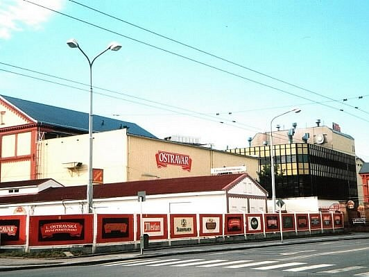 Pivovar Ostravar