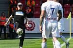 Bohumil Pánik - Utkání 5. kola nádstavby první fotbalové ligy FORTUNA:LIGA, skupina o titul: FC Viktoria Plzeň - FC Baník Ostrava, 26. května 2019 v Plzni.