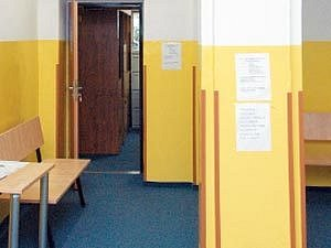 V těchto dnech zejí prostory odboru sociálních věcí magistrátu prázdnotou