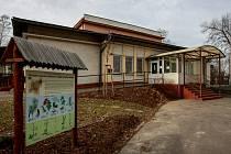 Společenský dům v Bartovicích.