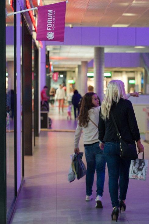 Dny Marianne se v obchodním a zábavním centru Forum Nová Karolina už tradičně nesou v duchu Dámské jízdy.