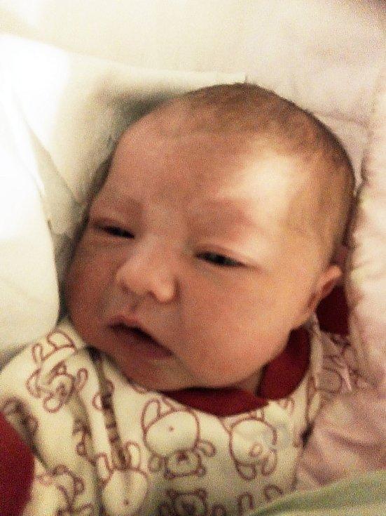 Anna Lakomá, Bruntál, narozena 8. května 2021 v Krnově, míra 49 cm, váha 3220 g. Foto: Pavla Hrabovská