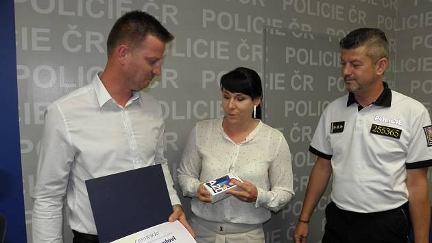 Zatím posledními Gentlemany silnic se v pondělí 24. června 2019 v Ostravě stali Tomáš Trupl (na snímku) a Igor Janíček, který se však slavnostního setkání z pracovních důvodů nemohl zúčastnit.