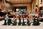 Šachový Ostravský koník, 27. dubna 2019 v Ostravě.