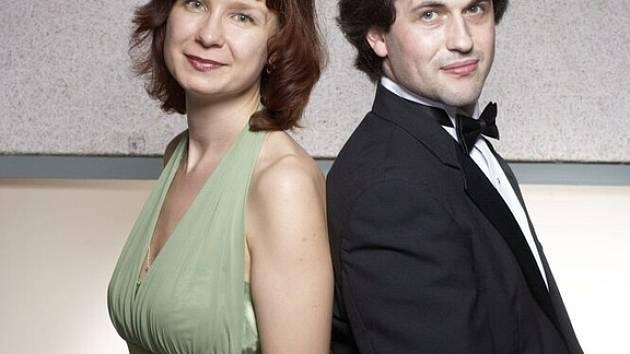 Irina Silivanova a Maxim Puryžinskij, ruští klavíristé, vystoupí letos na Janáčkově máji.
