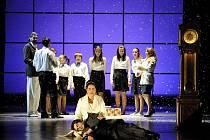 Půvabná scéna tvoří součást opery Werther.