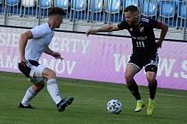 Nitra - Baník Ostrava 1:1. Přípravný zápas, 31. srpna 2020. Foto: FC Baník Ostrava