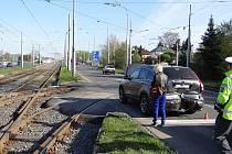Dva zraněné si vyžádala dopravní nehoda, která se stala ve středu po ránu v Plzeňské ulici v Ostravě-Hrabůvce.
