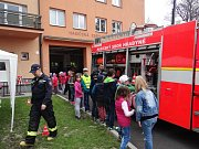 Den požární bezpečnosti v Hrabyni.