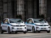 Ostravští strážníci budou testovat dva elektromobily.
