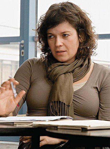 Pavlína Kalousová, výkonná ředitelka Fóra dárců