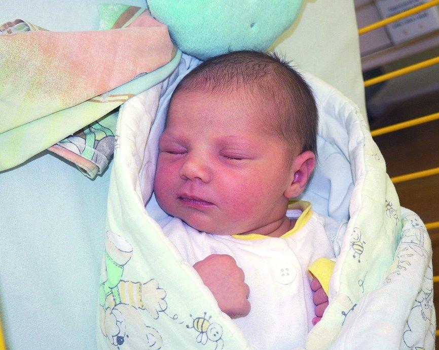 Klára Kristinová, narozena 17. 8. 2020, míra 51 cm, váha 4260 g, Mar. Hory. Fakultní nemocnice Ostrava.