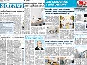 Tištěná příloha Zdraví z 26. září 2014