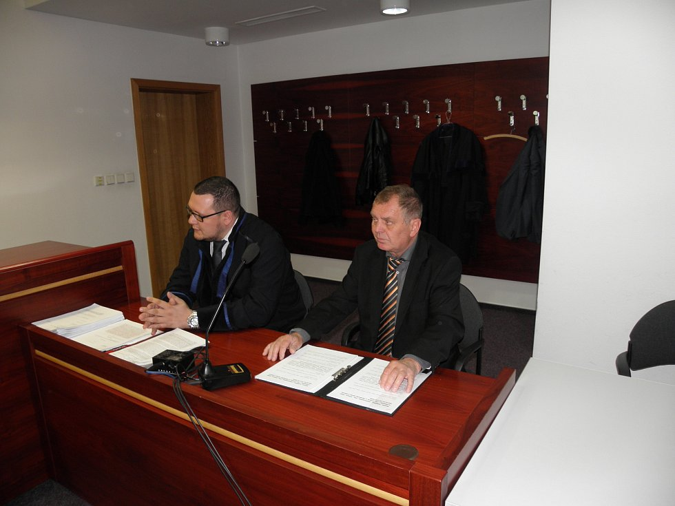 Starosta Kyjovic Ctibor Vajda vinu odmítá.