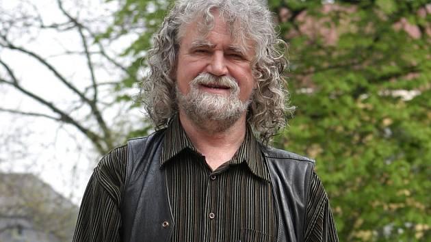 Ladislav Vrchovský by v květnových volbách rád získal co nejvíce hlasů pro zelené.