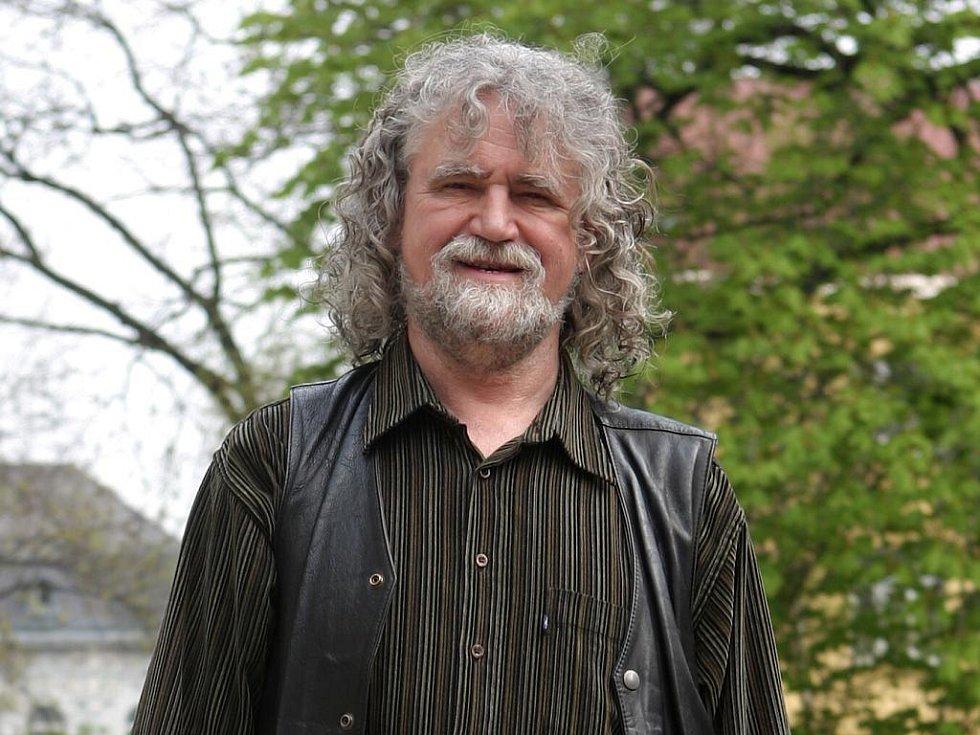Ladislav Vrchovský, květen 2010.