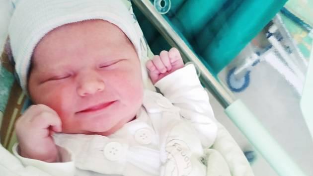 Veronika Šircová, Frýdek-Místek, narozena 17. února 2021, míra 50 cm, váha 3 640 g.
