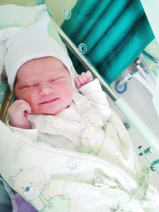Veronika Šircová, Frýdek-Místek, narozena 17. února 2021, míra 50 cm, váha 3 640 g. Foto: archiv rodiny