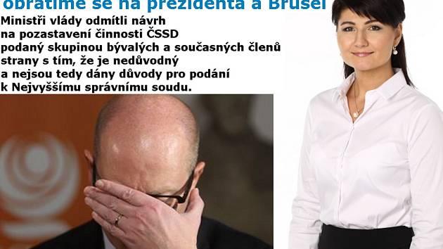 Nela Lisková kandidátka LEV21 na primátorku Ostravy, bojuje nejen s neutěšenými poměry ve městě, ale také s nedemokratickými postupy ČSSD.