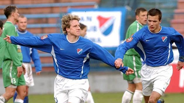 Mario Lička se těší na zápasy po boku Václava Svěrkoše