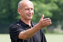 Šestapadesátiletý kouč Pavel Hajný se stal trenérem divizního Nového Jičína.