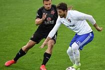 Patrizio Stronati ještě v dresu Baníku Ostrava.