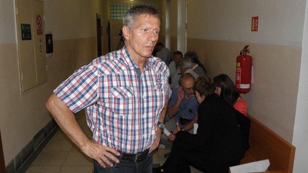 Vladimír Hučín se svou žalobou opět neuspěl.