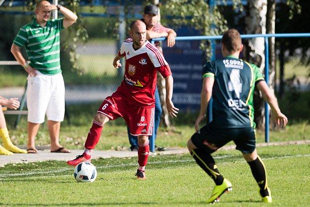FC Odra Petřkovice - Velké Meziříčí