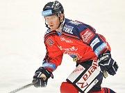 ZKUŠENÝ hokejový útočník Milan Bartovič přišel z Liberce do Vítkovic, kde se zatím dohodl na působení do 15. ledna. V neděli nastoupil v Ostravě právě proti Severočechům.