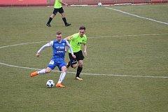 Fotbalisté Znojma doma znovu neinkasovali, ale tentokrát berou jen  bod.