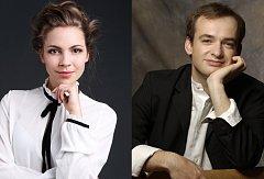 Patricia Janečková a Martin Kasík, sólisté zahajovacího koncertu nové sezony JFO.