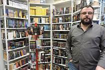 LIBOR MARCHLÍK se vydávání fantasy a sci-fi literatury věnuje už 16 let.
