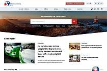 Moravskoslezský kraj má nový vzhled webových stránek.