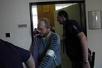 Jan Ryška byl za vraždu exmanželky odsouzen k sedmnácti rokům vězení.