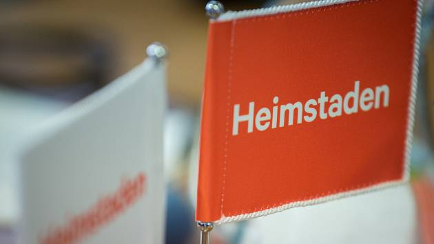 Tisková konference k rebrendingu Residomo na Heimstaden, 27. května 2020 v Ostravě.