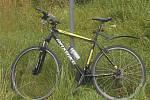 Na tomto kole cestoval muž, který byl nalezen mrtvý.