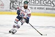 26. kolo hokejové extraligy: HC Vítkovice Ridera - HC Litvínov, 9. prosince 2018 v Ostravě. Na snímku (zleva) Jan Výtisk.