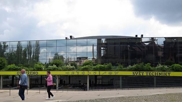 Dolní oblast Vítkovice je unikátem svého druhu. Takto to tam vypadalo v sobotu 29. května 2021.