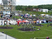 Rodinný festival Ostravský kompot, 20. května 2018