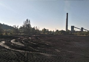 Zaprášený ostravský obvod odmítá novou skládku uhlí