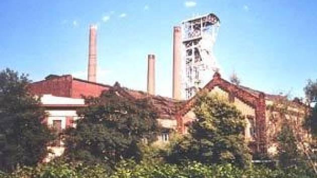 Důl Hlubina v Ostravě