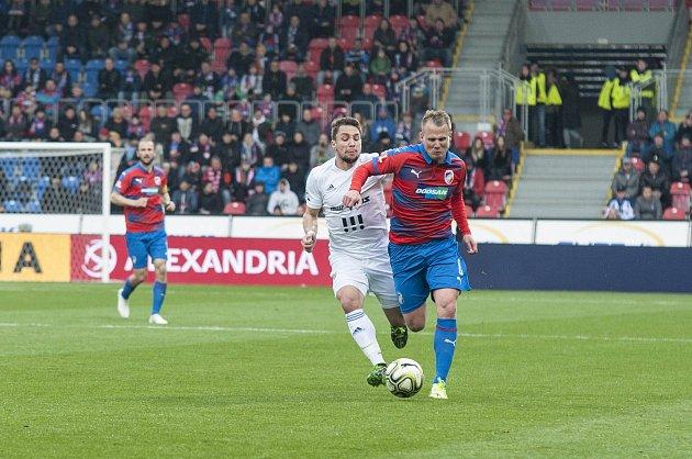 FC Viktoria Plzeň vs. FC Baník Ostrava.