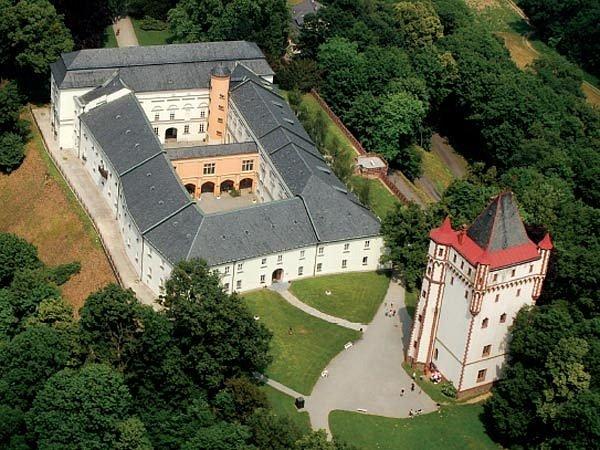 Zámek Hradec nad Moravicí